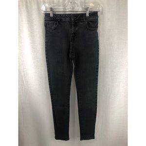 BRANDY MELVILLE High Waisted Skinny Jeans